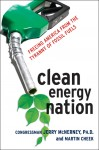 clean energy nation book cover image